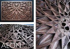 Wood ÷ Lasers = Art by Gabriel Schama — Kickstarter