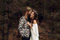 Keith and kelsey looking amazing in that irish forest www chasewild