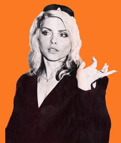 "blondie-poedie: ""  Debbie Harry """