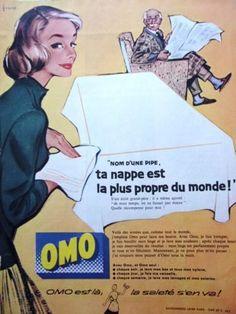 Omo ~ Pierre Couronne   #Laundry #Detergent #Omo