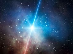 Cosmic Dust Blocks Biggest Space Explosions