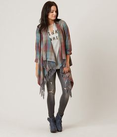 Billabong Forever Fall Cardigan - Women's Cardigans in Thunder Cloud | Buckle