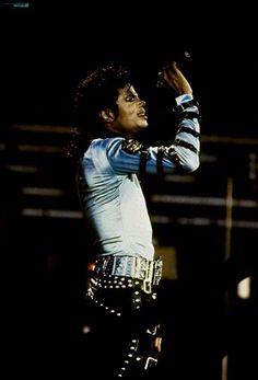 Michael live Bad tour ❤️