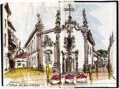 desenhador do quotidiano: Viana do Castelo