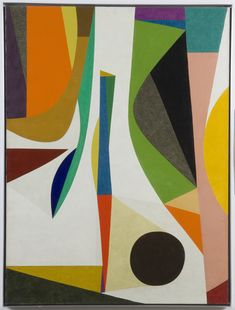 Frederick Hammersley: Up Within, 1957 – 1958