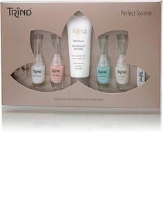 Trind Perfect System Kit from Trind.ca - Best nail system I have used!!
