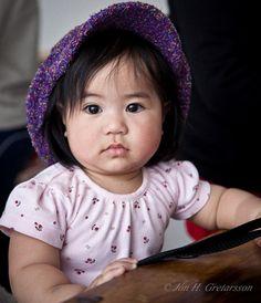 Cute baby Precious