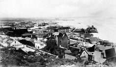 Muizenberg c1900 | Flickr - Photo Sharing! Nordic Walking, Cape Town, Old Photos, South Africa, Paris Skyline, Old Things, History, City, Camps
