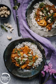 Lunches And Dinners, Meals, Vegetarian Recipes, Healthy Recipes, Asian Recipes, Ethnic Recipes, Butter Chicken, I Love Food, Food Inspiration
