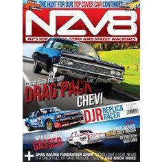 NZV8 Magazine Issue August 2013