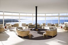 The Southern Ocean Lodge in Australia