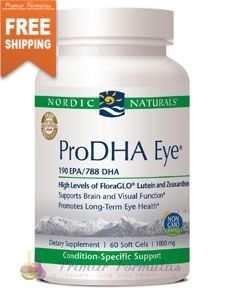 ProDHA Eye 120 gels Dietary Supplement – High Levels of FloraGLOLutein and Zeaxanthin Supports Brain and Visual Function* – Helps Protect Eyes From Age-Related Damage Healthy Tips, How To Stay Healthy, Diabetes, Shower Filter, Fitness Facts, Fit Board Workouts, Essential Fatty Acids, Fish Oil, Blood Sugar