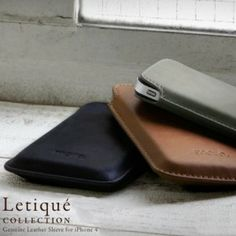 More-Thing Letiqué Collection for iPhone Got it also for my old and iPad. Just AWESOME :) Iphone 4s, Samsung, Sunglasses Case, Ipad, Wallet, Collection, Awesome, Products, Slipcovers