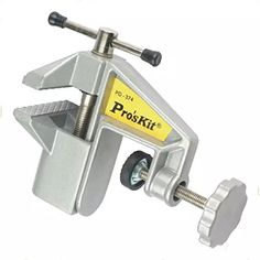 Goliton? PD-374 Vise Clamp Mini Vise Max. Opening 40mm Width 60mm Mini Clamp Work Station >>> Click image for more details.