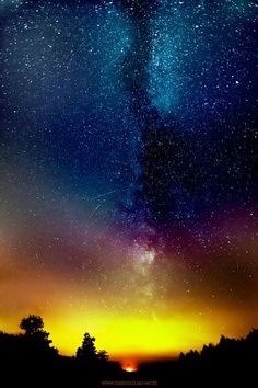 Like a sunset | sky | | night sky | | nature | | amazing nature | #nature #amazingnature https://biopop.com/