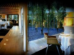 dinner at Spain. El Celler de Can Roca. hailed as The Best Restaurant in the World by Britain's Restaurant magazine