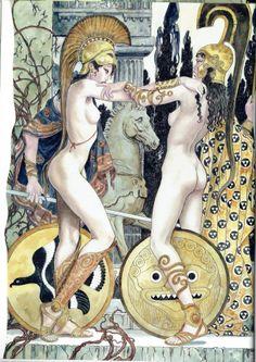 Manara Maestro dell'Eros-Vol. 19, La Parola alla Giuria-4