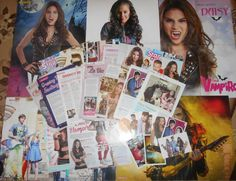 CHICA VAMPIRO GREEICY RENDON  -  Posters / Clippings / Postcards Big Collection