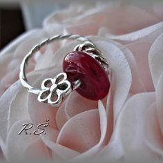 """Sestav si SVŮJ náhrdelníček :-)   """" STŘEDY """" Heart Ring, Rings, Jewelry, Jewlery, Jewels, Ring, Jewelry Rings, Jewerly, Jewelery"""