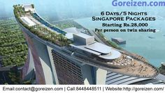 Goreizen A Travel Company Holiday In Singapore, Travel Companies, Marina Bay Sands, Tours, Singapore Packages, Night, Building, Holidays, Website