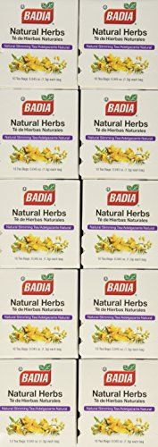 Badia Natural Herb Tea Bag 10Count Boxes Pack of 20 * See this great product.