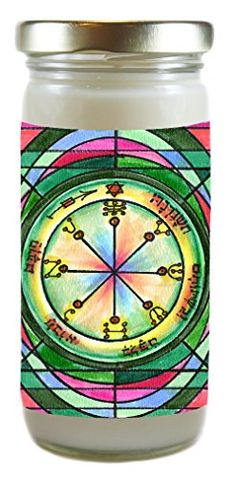 King Solomons Seal 6th Pentacle of Infinite Invincible Protection 8 Ounce Scented Soy Meditation Prayer Candle Artisan Courtyard http://www.amazon.com/dp/B010MTMZ7O/ref=cm_sw_r_pi_dp_Ch4Kvb04RGPTS