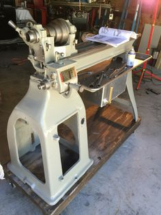 south bend 10 screw cutting metal lathe with quick change. Black Bedroom Furniture Sets. Home Design Ideas