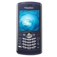 Blackberry Pearl 8100 NUEVO LIBRE - Pin 1.2MP Video Flash