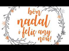 Felicita el Nadal en Català. Bon Nadal - YouTube Sentences, Arabic Calligraphy, Youtube, Art, Frases, Happy, Happy Holi, Friends, Xmas