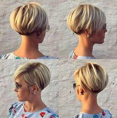 60 Chic Short Bob & Haircuts for Women, 60 Chic Short Bob Hairstyles & Haircuts for Women Girls Short Haircuts, Bob Haircuts For Women, Short Hairstyles For Women, Hairstyle Short, Popular Haircuts, Ladies Hairstyles, Bridal Hairstyle, Everyday Hairstyles, Decent Hairstyle