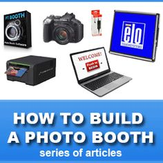 How to build a diy cardboard photo booth with ipad kiosk and how to build a photo booth articles solutioingenieria Image collections