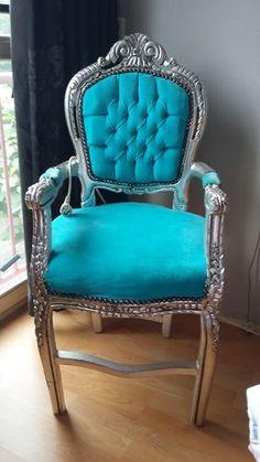 Leuke barok stoel