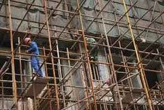 Hire a scaffolding service with safe work provider in essex We all have detected about scaffolding in today's world where so many buildings are being built. Scaffolding, also called scaffold , is an impermanent structure used to support a work crew and substa #contractscaffolding