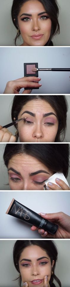 Gem Stone | Fresh Spring Makeup Looks for Brown Eyes | Easy Easter Makeup Looks for Blue Eyes