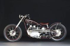 '68 Triumph T100 – Heroes Motorcycles | Pipeburn.com