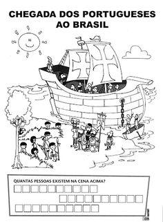 Resultado de imagem para História de Portugal para colorir