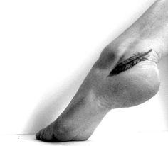 Tattoo Fuß Ferse
