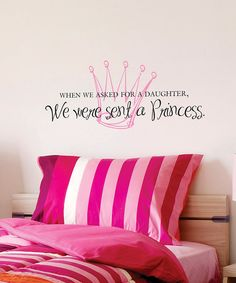 Princess wall quote