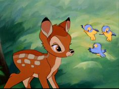 Famous Bambi Image HD Phone Image Wallpaper Download « Anime Cartoon Wallpaper