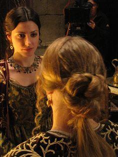 Serie Isabel (Los Reyes Católicos) - - Juana de Avis