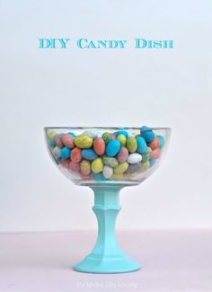 DIY Candy Dish {Made for Just $2}