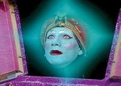 "Jambi from Pee-Wee's Playhouse ""Mecca lecca hi, mecca hiney ho"""