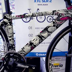 Shark dog surf road bike tuning skin graphicer X GIANT  bike  designed by doldol.  #bike #bicycle #mtb #bmx #graffiti #extreme #character #design #tuning #skin #sticker #shark #dog #sharkdog #giant #로드자전거 #로드바이크 #로드 #mtb자전거 #자전거튜닝 #자전거스티커 #downhill #자전거스티커 #roadbike #downhill #mountain #bikesticker #camp #bikerace #doldol #graphicer #tuning #surf