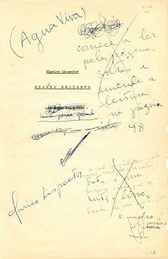 Arquivo-Museu de Literatura Brasileira - SaraivaConteúdo - Para Ler