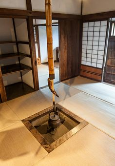 Takayama Jinya, Fireplace, Japan Takayama, Japanese Culture, Asia, Old Things, Spaces, Travel, Viajes, Destinations, Traveling