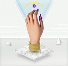 "Jimmy Edgar ""HOT INSIDE"" out JUNE 2013on ULTRAMAJIC. (ultramajic.com).Design by Pilar Zeta."