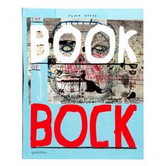 the book of bock  FRANK HÖHNE