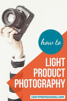 How to light product photography. Simple home lighting setups for beginner photographers. #productphotography #handmadebusiness #craftbusiness #craftprofessional Best Camera For Photography, Still Photography, Light Photography, Photography Tips, Product Photography, Photography Lighting Setup, Lighting Setups, Cool Lighting, Selling Crafts Online