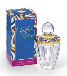 Taylor by Taylor Swift Fragrance. It smells SO good!!!!!!