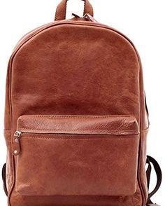 LE-MARIOL-Naturel-sac–dos-en-cuir-style-vintage-pour-cole-loisirs-PAUL-MARIUS-0